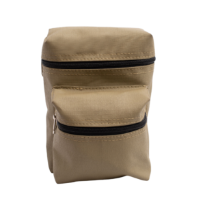 canvas combo pouch