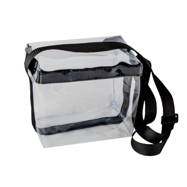 clear respiratory pouch