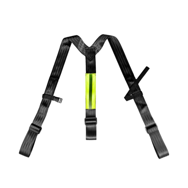 reflective belt braces