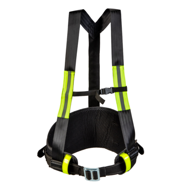 reflective kidney support belt and braces combo 1
